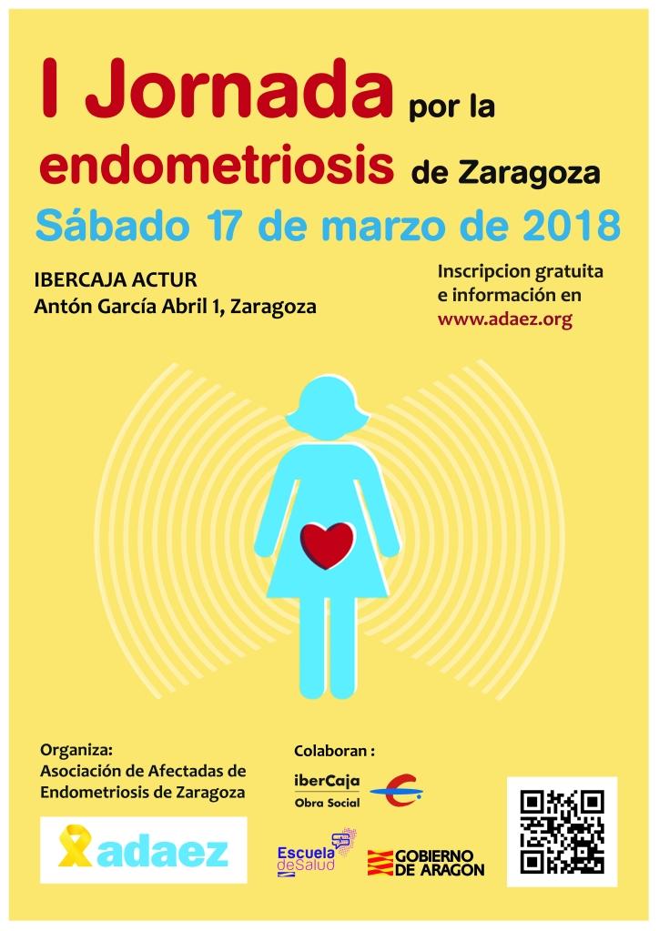 cartel.jornada.endometriosis.zaragoza