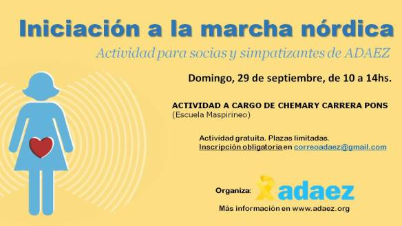cartel.marcha.nordica.endometriosis
