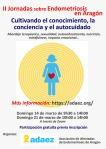 cartel.II.Jornada.endometriosis
